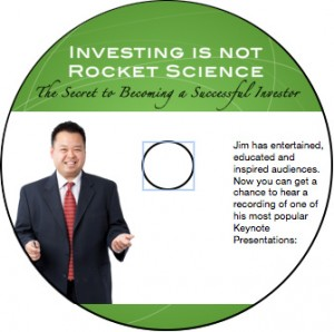 Investing CD Label