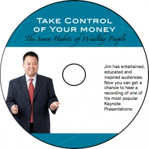Take Control CD Label