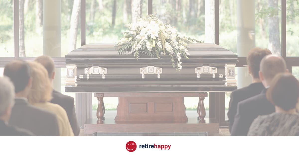 What happens to your RRSPs when you die?